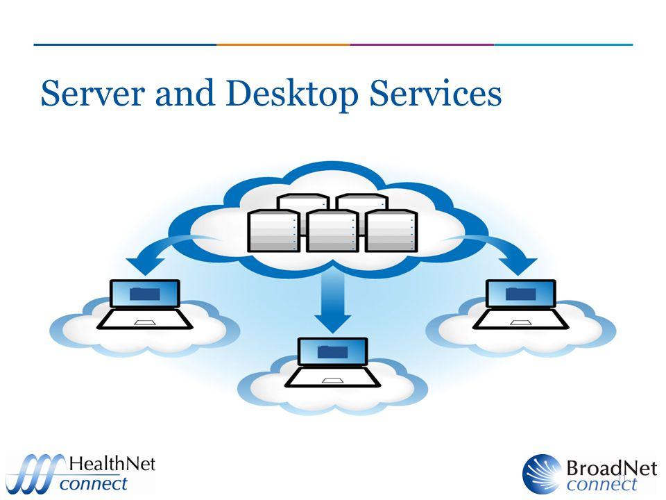 Server and Desktop Services 11