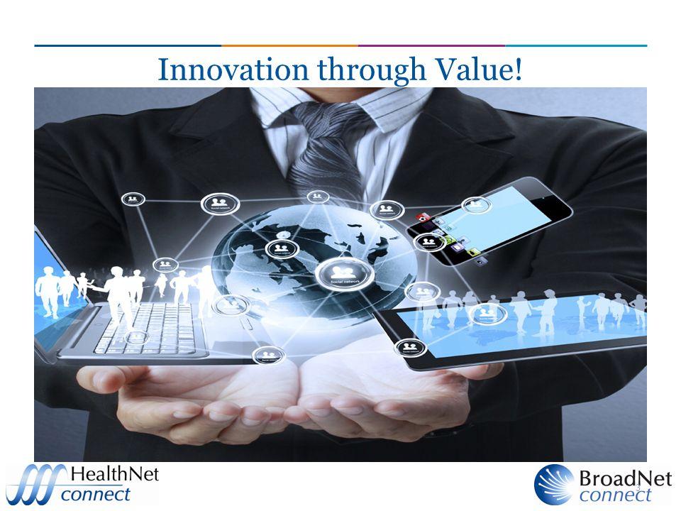 3 Innovation through Value!