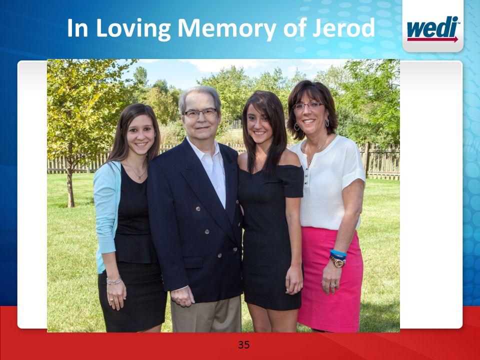 In Loving Memory of Jerod 35