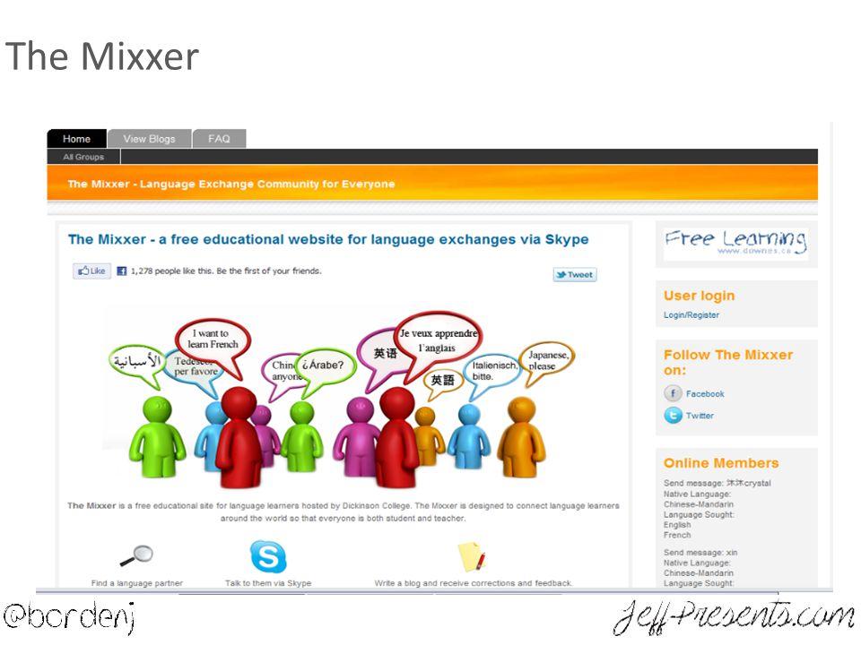 The Mixxer