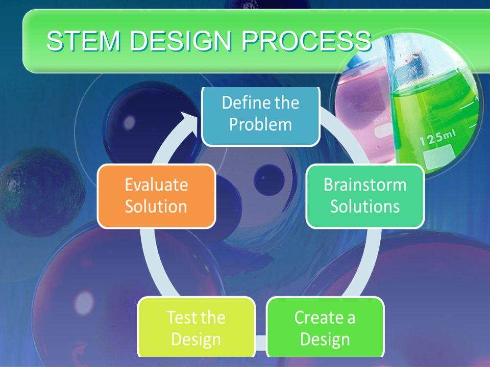 STEM DESIGN PROCESS