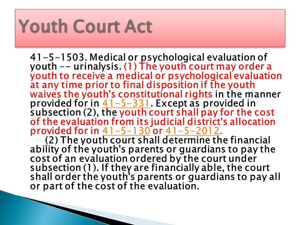 (3) Subject to 41-5-1512(1)(o)(i), the youth court may not order an evaluation or placement of youth at a state youth correctional facility unless the youth is found to be a delinquent youth or is alleged to have committed an offense that is listed in 41-5-206.