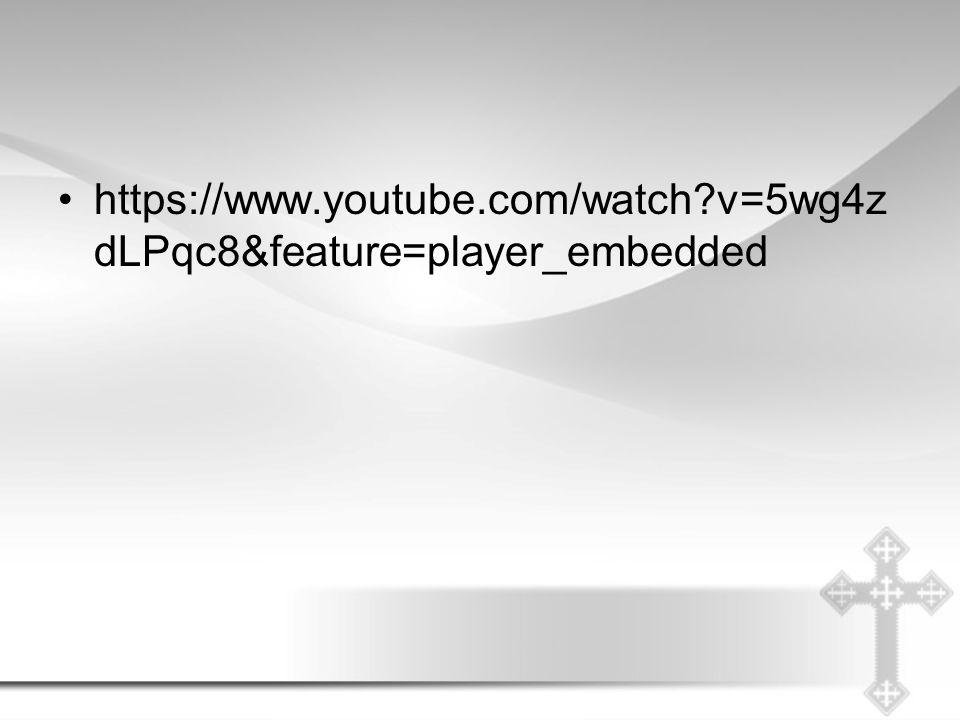 https://www.youtube.com/watch?v=5wg4z dLPqc8&feature=player_embedded