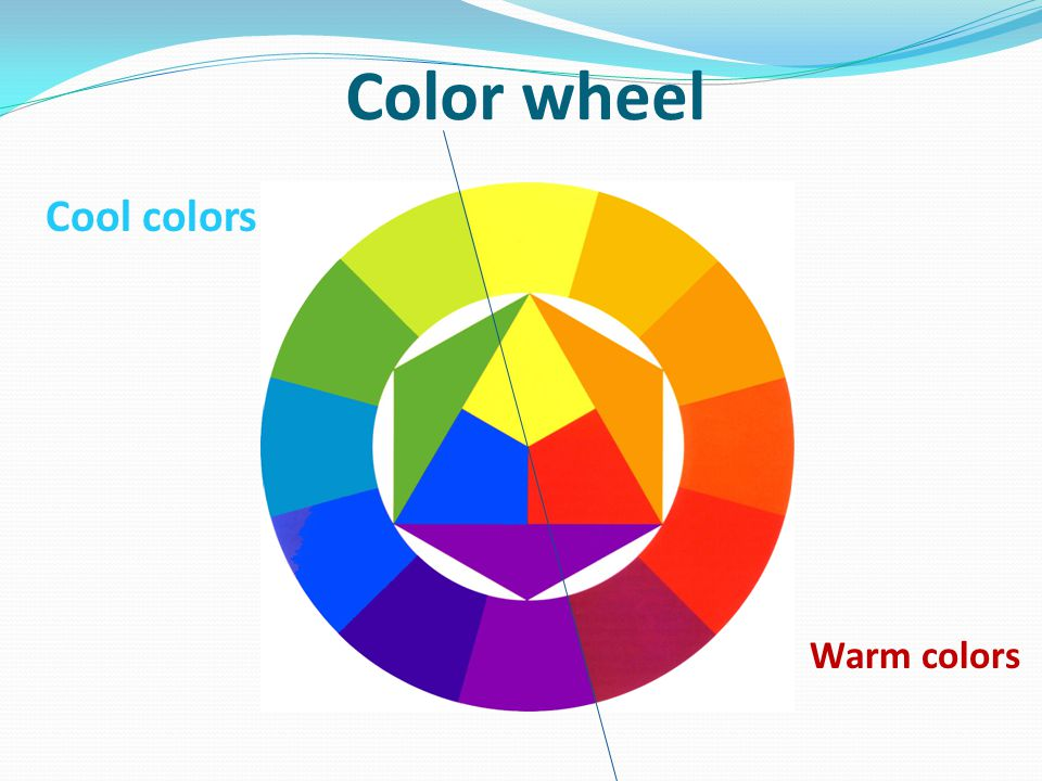 1 Cool Colors Warm Color Wheel