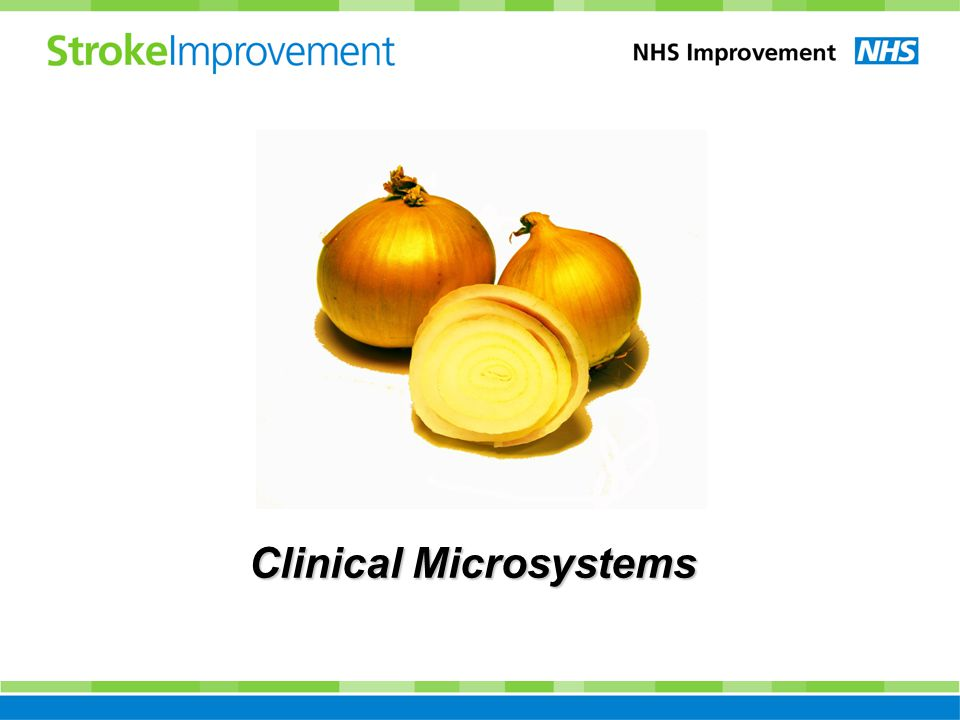 Clinical Microsystems