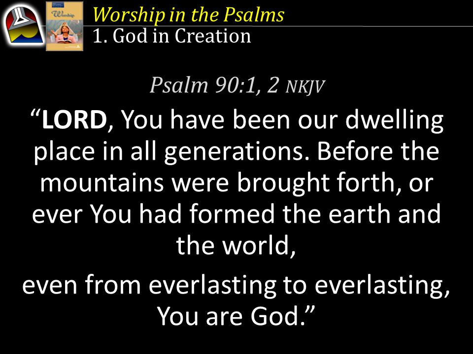 Worship in the Psalms 1.