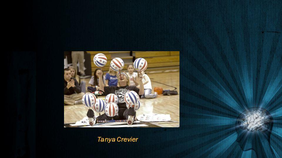 Tanya Crevier