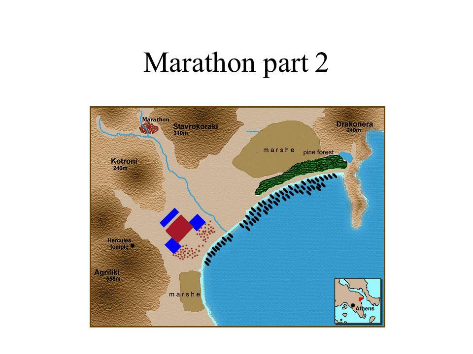 Marathon part 2