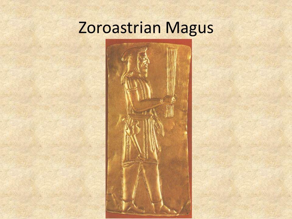 Zoroastrian Magus