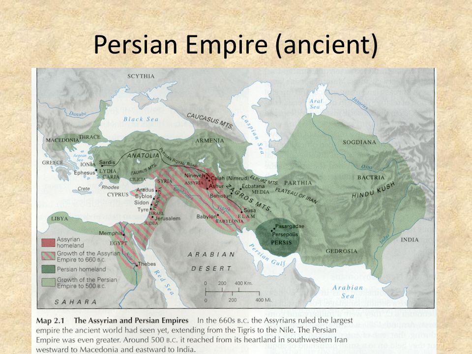 Persian Empire (ancient)