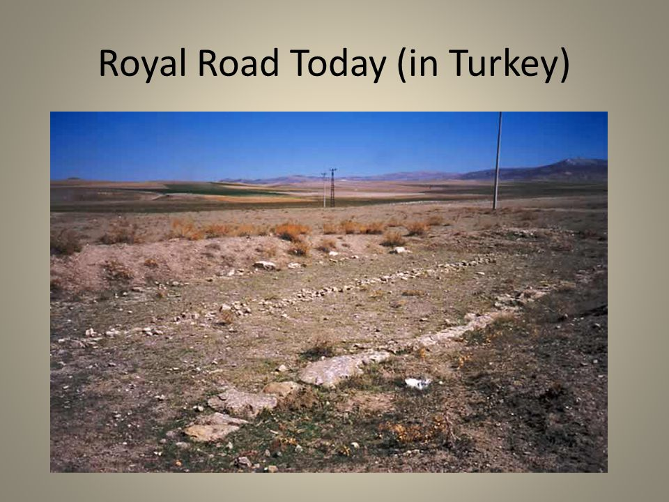 Royal Road Today (in Turkey)