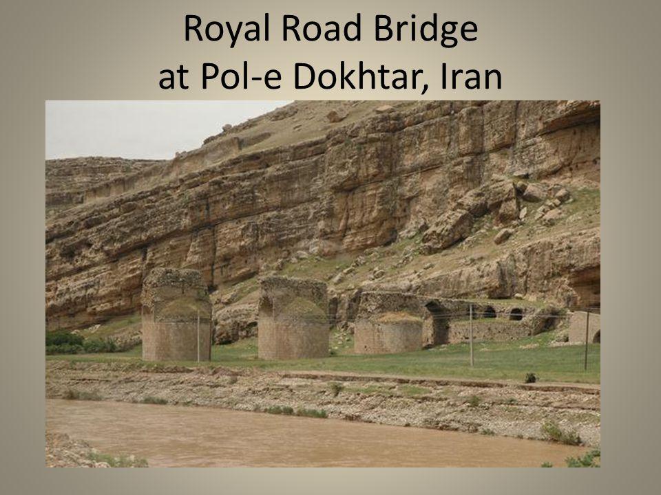 Royal Road Bridge at Pol-e Dokhtar, Iran