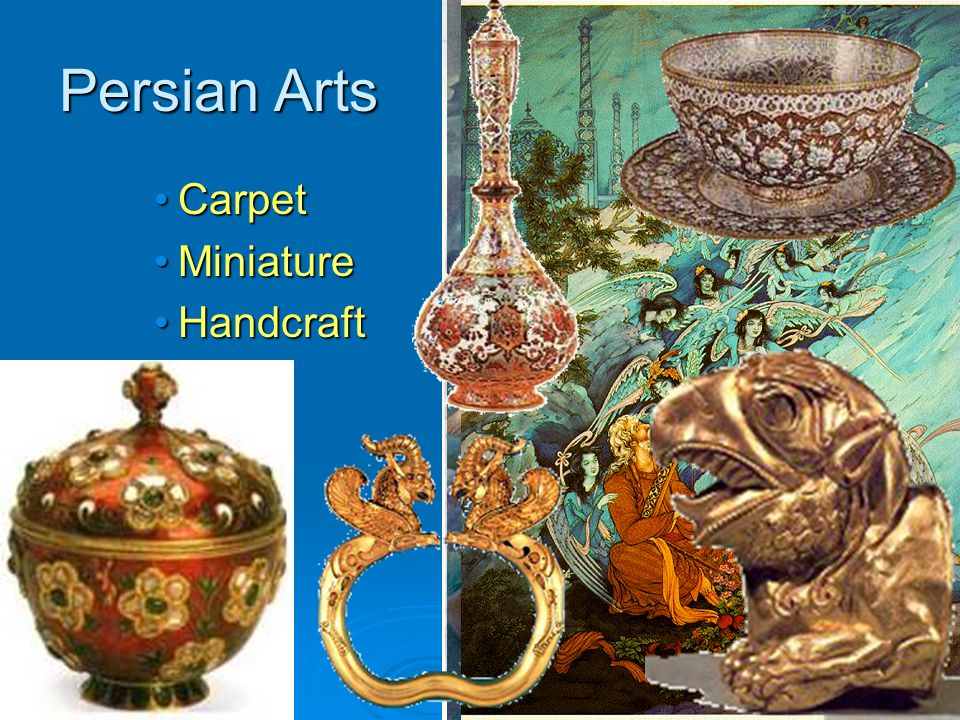 Persian Arts CarpetCarpet MiniatureMiniature HandcraftHandcraft