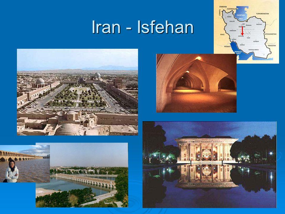 Iran - Isfehan
