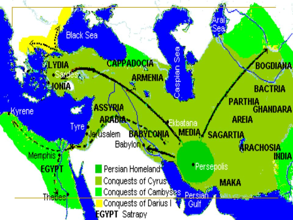 The Rise of Persia Assyrians used force to control Persians used tolerance and diplomacy Iran