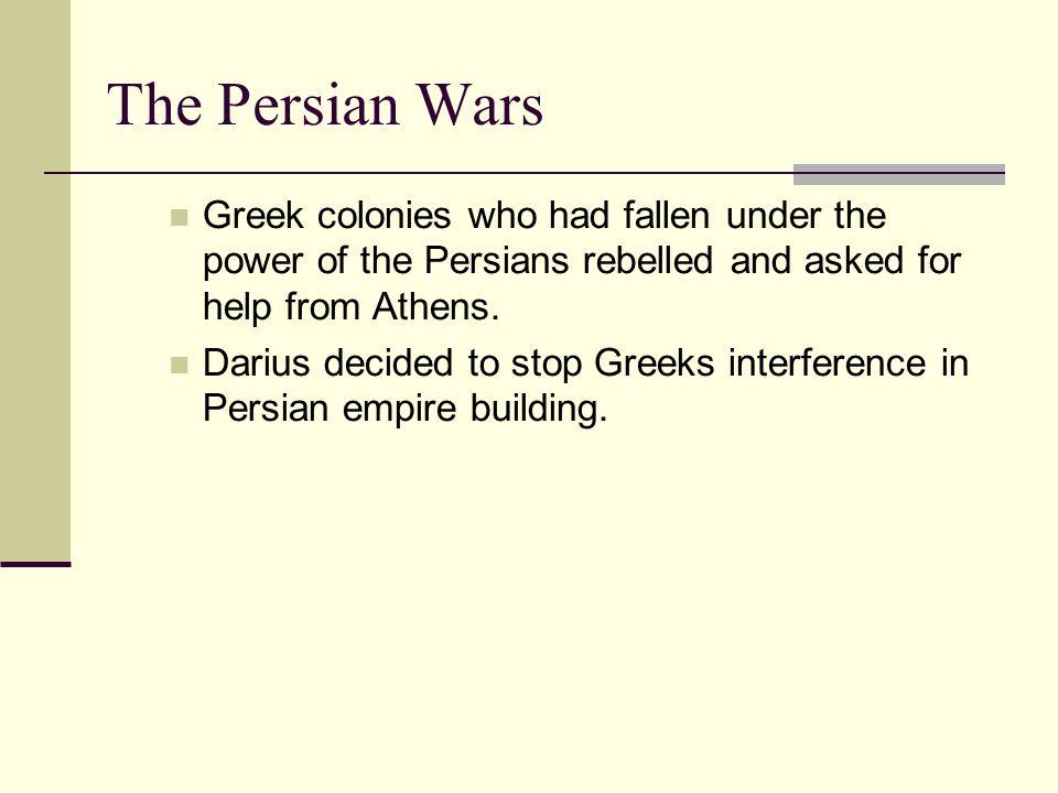 Battle of Marathon 490 B.C.