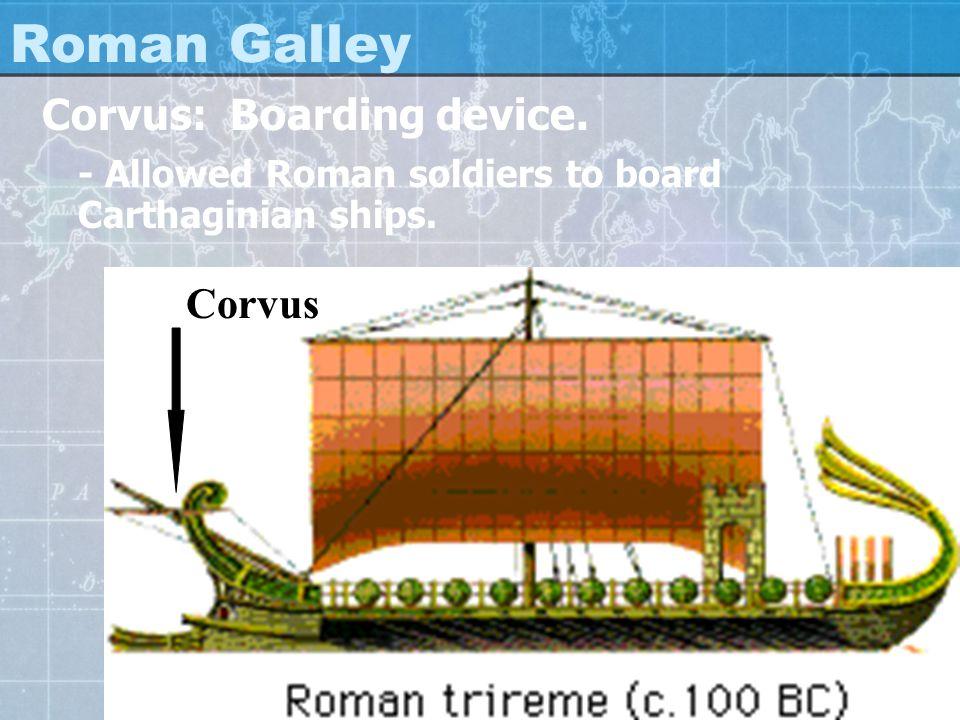 The Punic Wars: Romans v. Carthaginians (264-201 B.C):