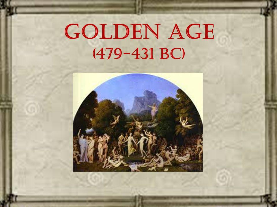 Golden Age (479-431 Bc)