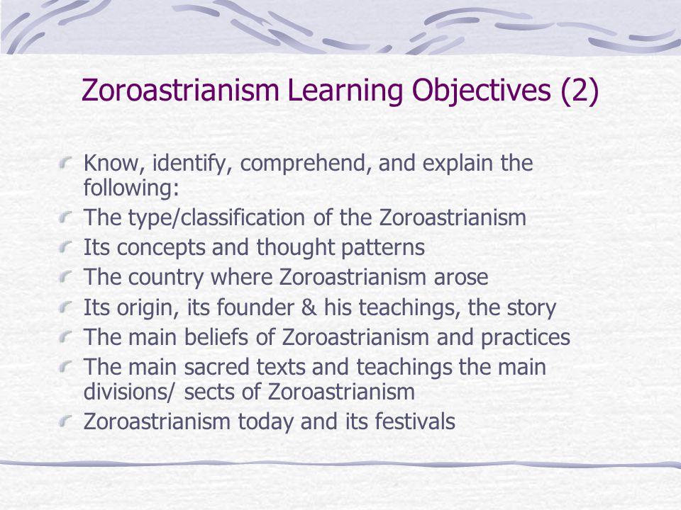 Historical Development of Zoroastrianism: chronology 1600-628 B.C.E.