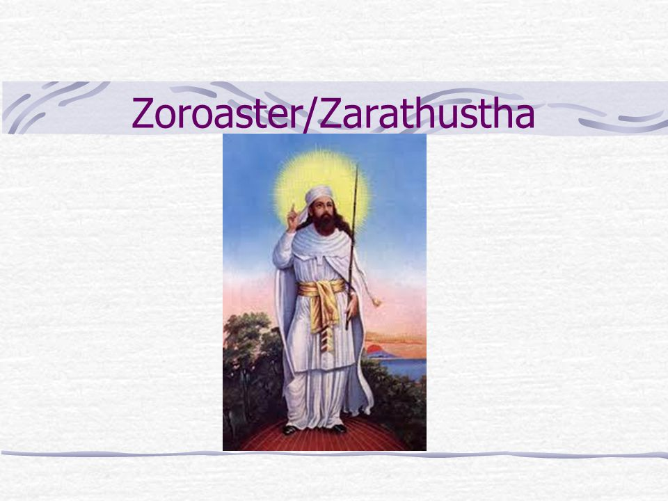 Zoroastrianism Conclusion One of the oldest living religions of the world The smallest of the world religions Very influential on the M.E./Western religions on Heaven and Hell, angels and demons, eschatology