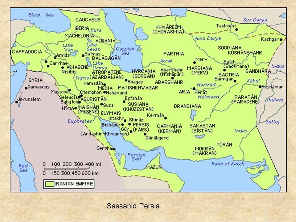 Sassanid Persia