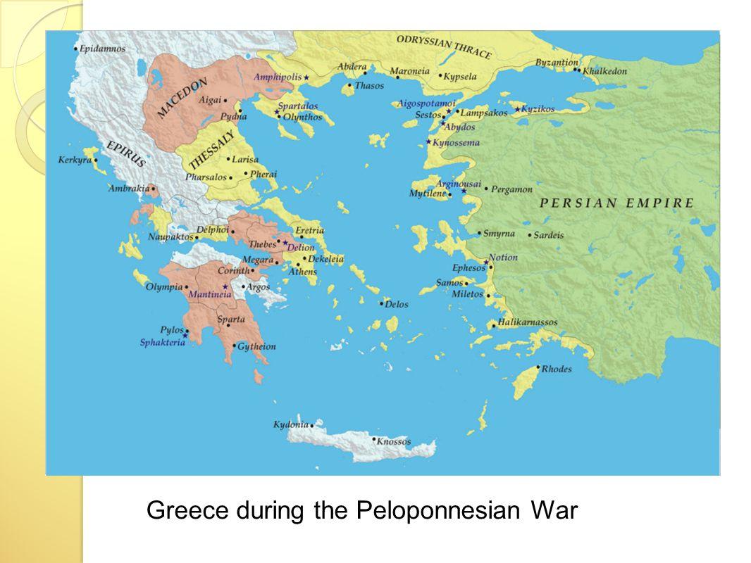 Greece during the Peloponnesian War