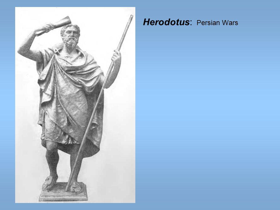 Herodotus: Persian Wars