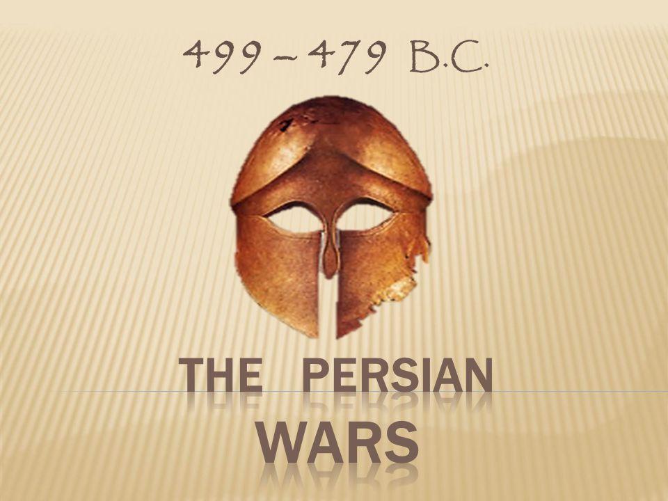 499 – 479 B.C.