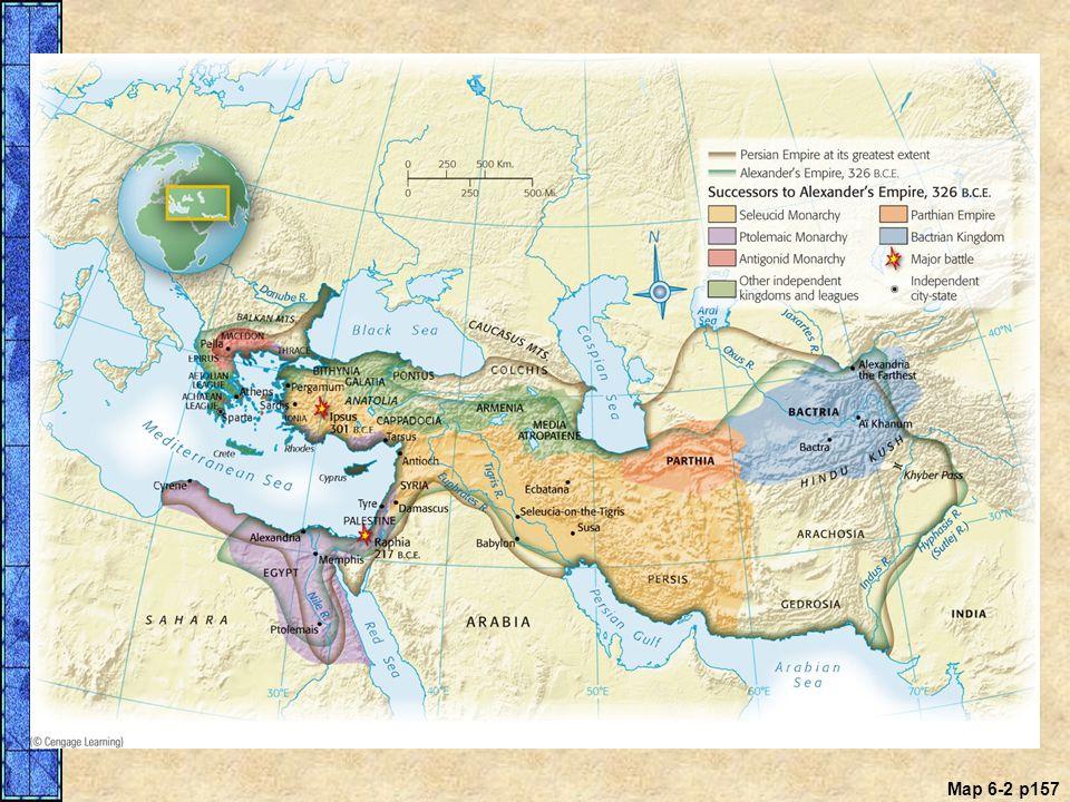 Map 6-2 p157