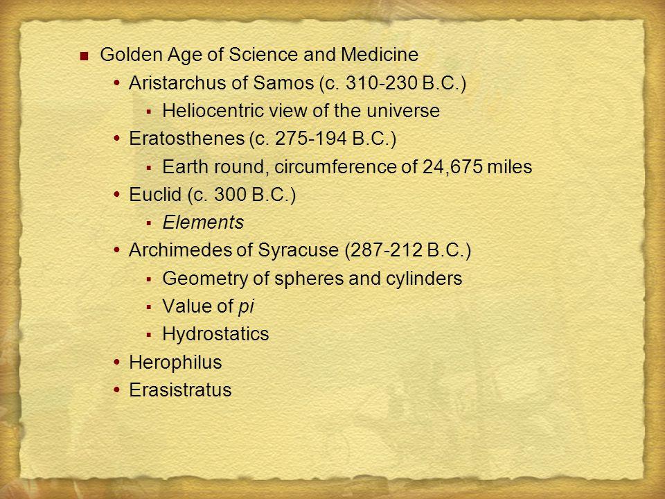 Philosophy  Epicurus (341-270 B.C.)  Epicureanism, doctrine of pleasure  Zeno (335-263 B.C.)  Stoicism Religion  Mystery cults  Isis  Astrology Jews in the Hellenistic World Judea  Antiochus IV (175-163 B.C.)  Judas Maccabaeus, 164 B.C.