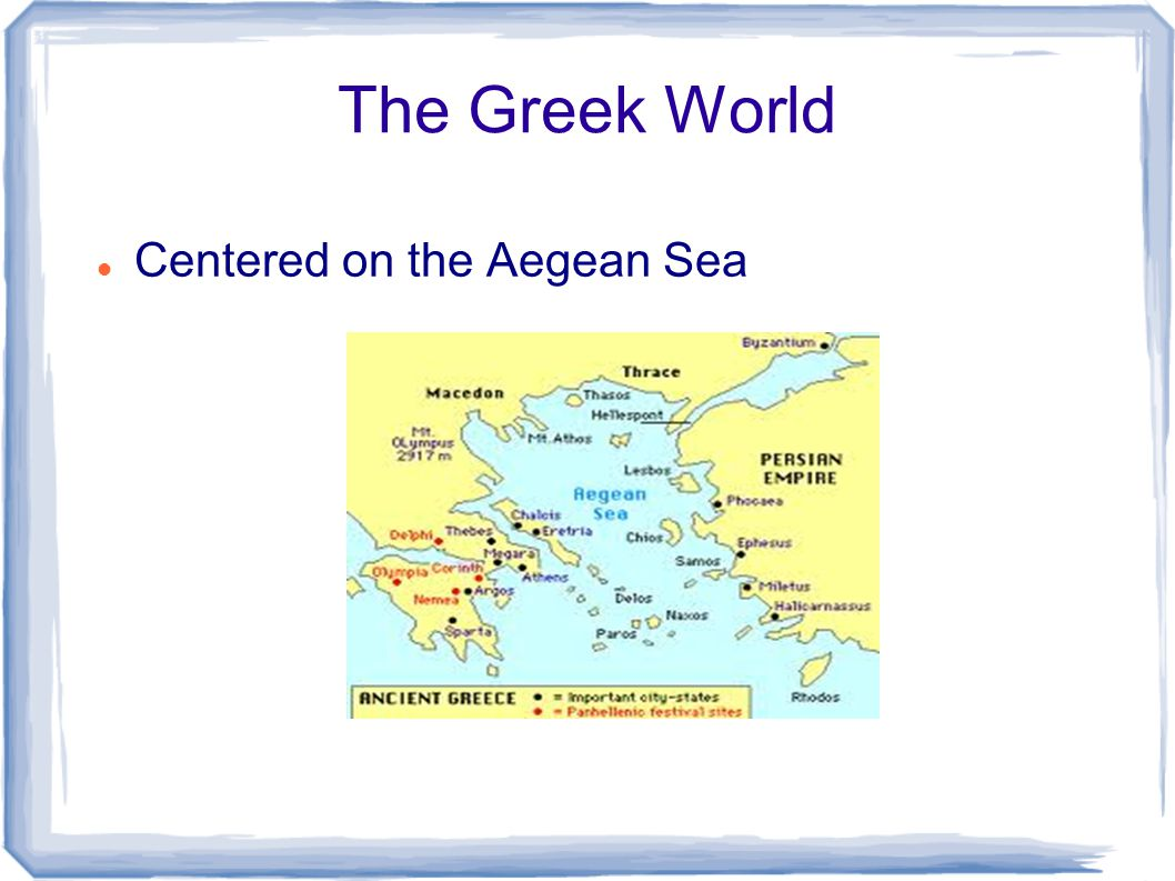Greek History Outline ~1600 – 1100 BCE: Bronze Age Greece, Mycenaean civilization, last phase may have been time of the Iliad – to extent that it records actual history