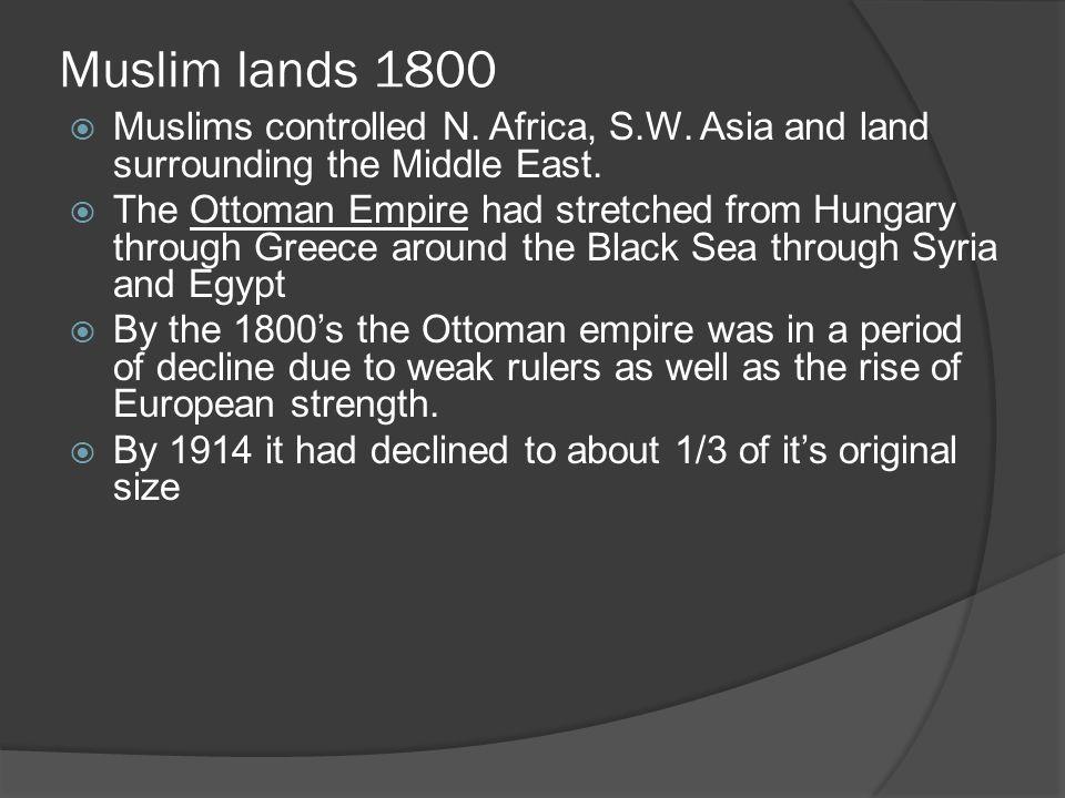 Ottoman Empire 1580