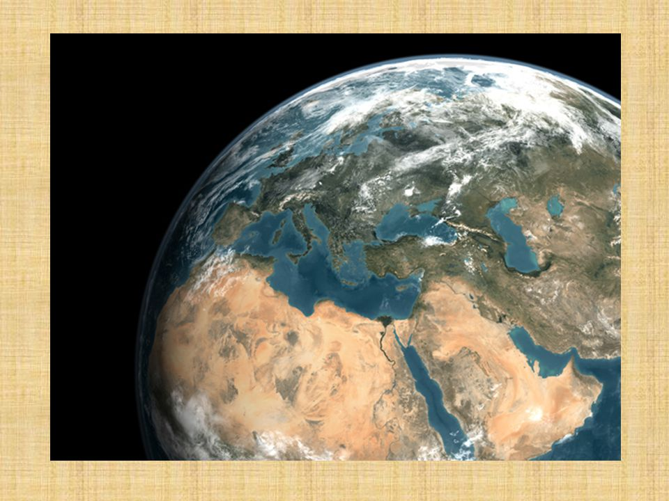 Mesopotamian Geography Central location between Europe, Asia, Africa Impact: