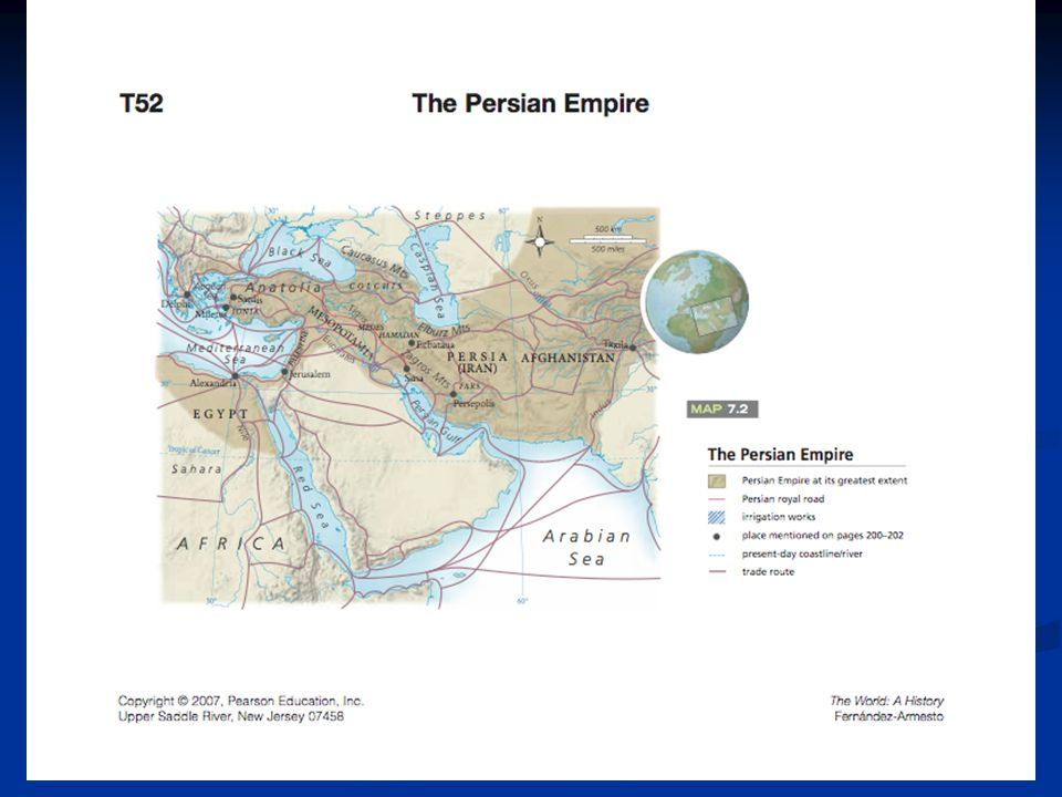 Collapse of Empires, Not Trade or Ideas Although each empire collapsed in its turn because of problems in communication, the military, the economy, or over-centralization, none of the ideas that were spread because of these empires died out.