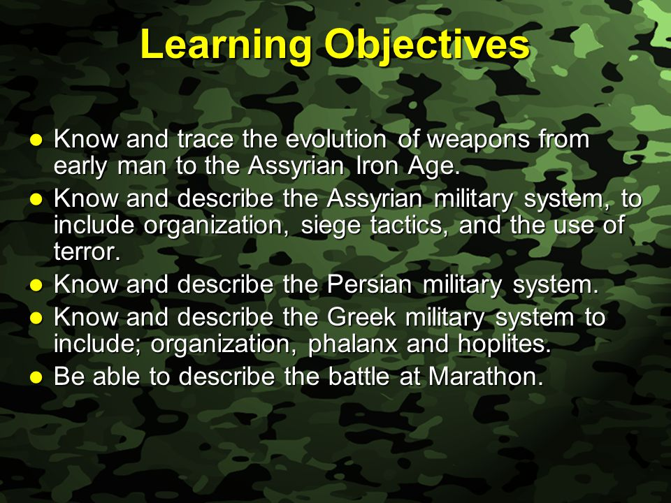 Slide 4 Sources Jones, The Art of War in the Western World, pp.