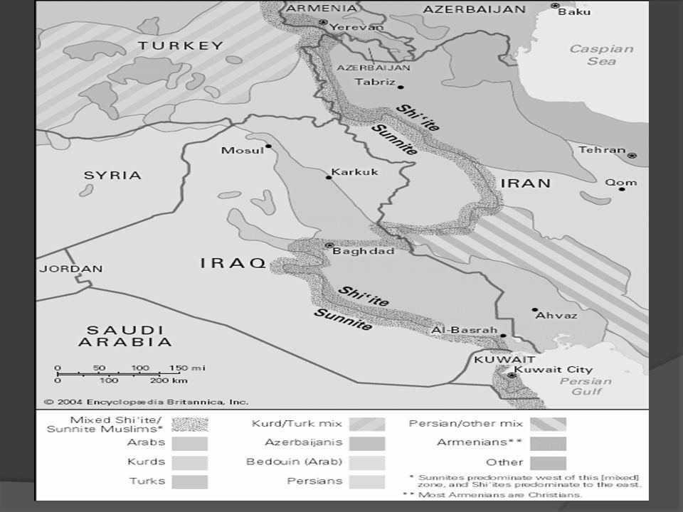 Iran-Iraq War  Iraq Basics Who. Religion 1.