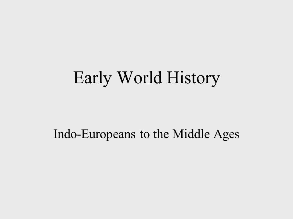 Arab Empire Islam swept through Arabia, Egypt, Mesopotamia, Persia 632-660 A.D.
