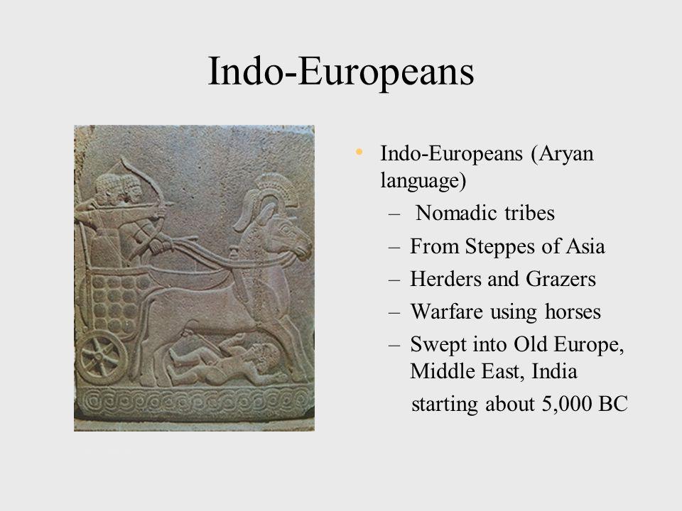 The World: 500 B.C.
