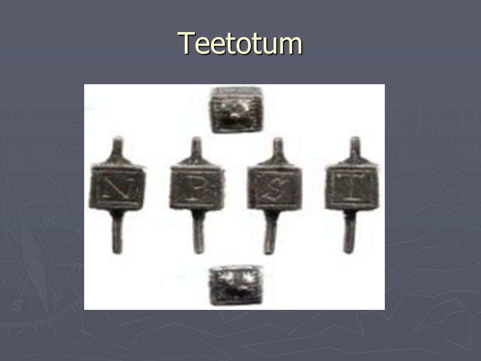 Teetotum