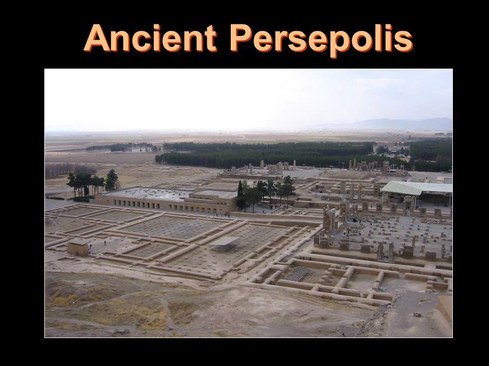 9 Ancient Persepolis