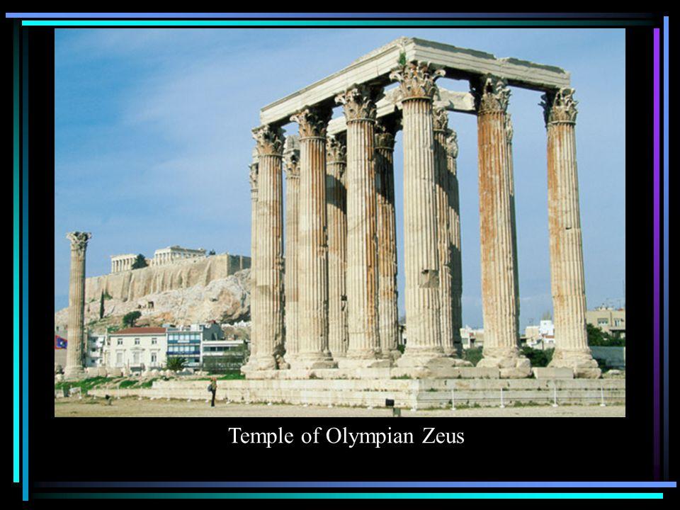 Temple Athena Nike