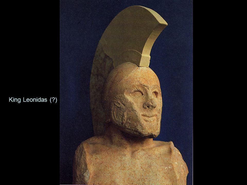 King Leonidas (?)