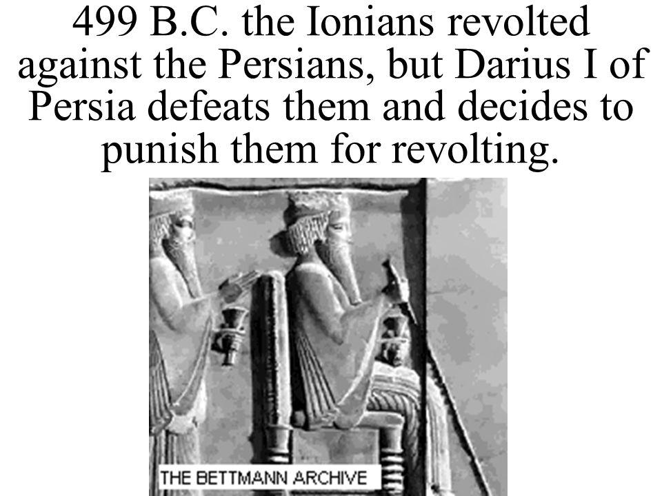 499 B.C.