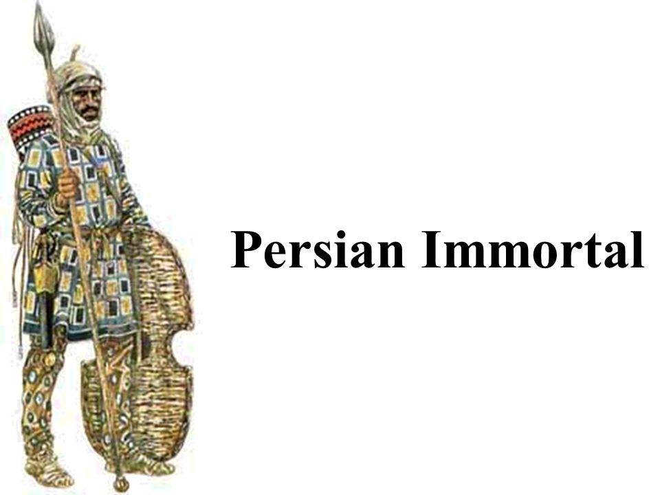 Persian Immortal