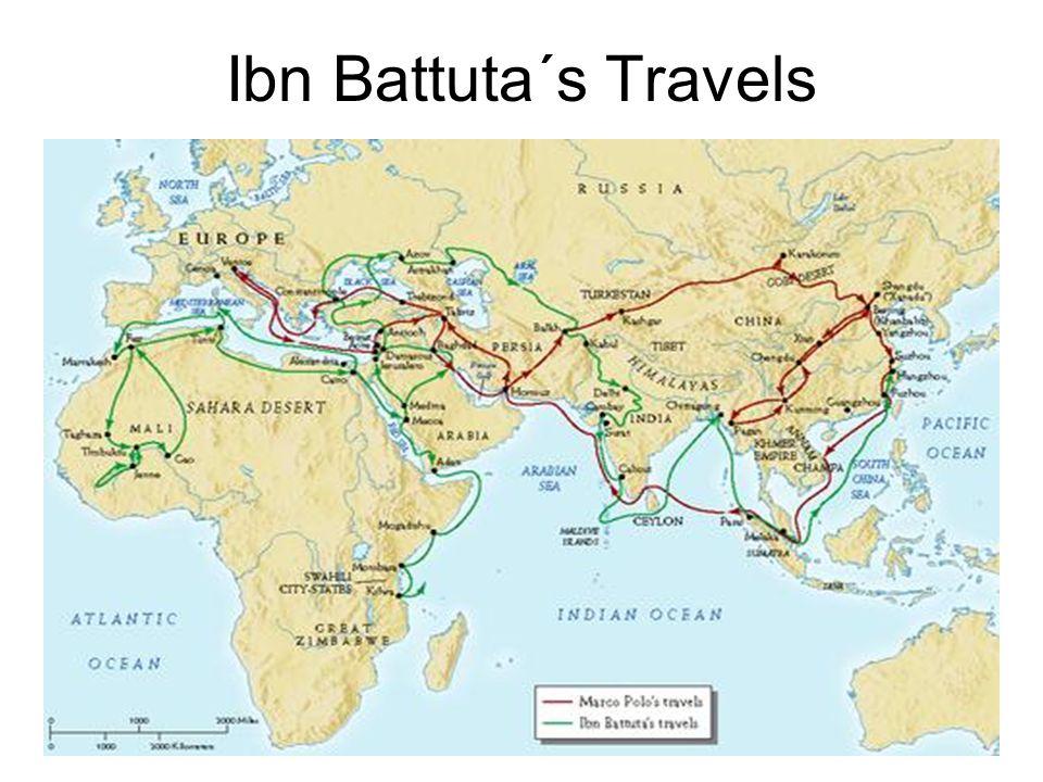 Ibn Battuta´s Travels