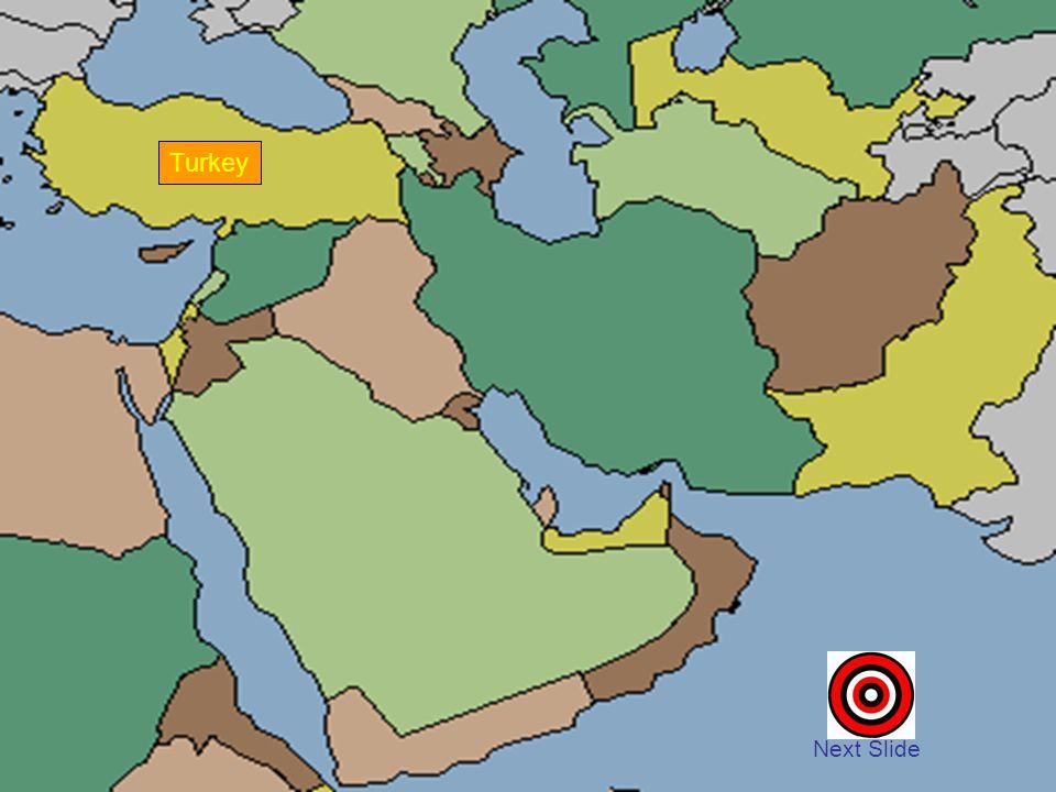 Turkey Next Slide