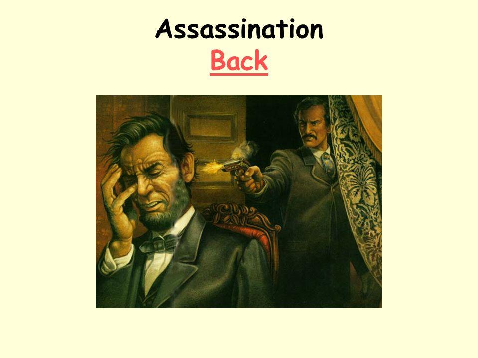 Assassination Back Back