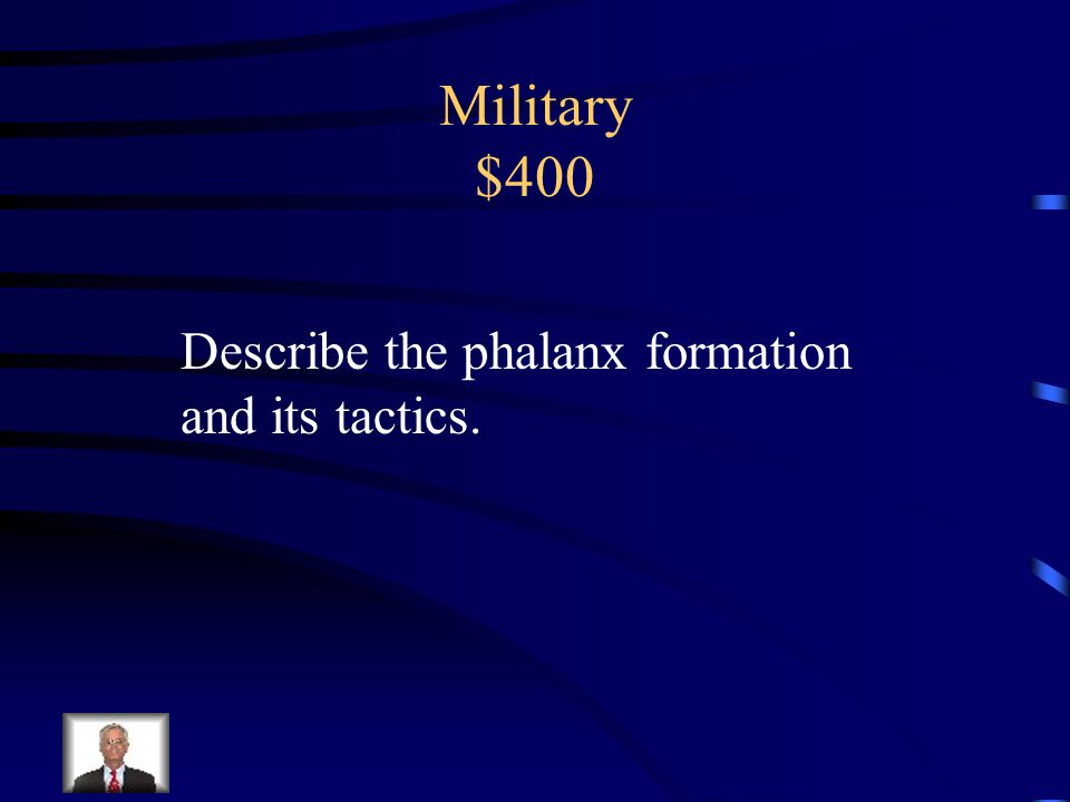 Military $300 Every male citizen was raised to be a soldier, and each male citizen served in the Spartan army until age 60.
