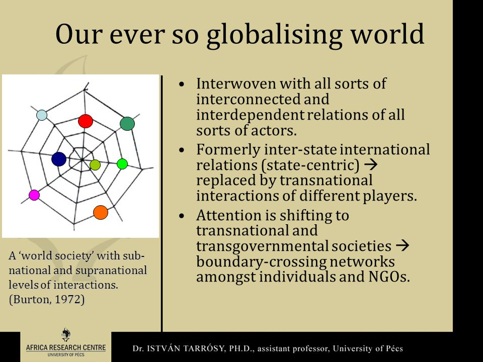 New state-powers on the rise In today's global system there is no real 'superpower'.
