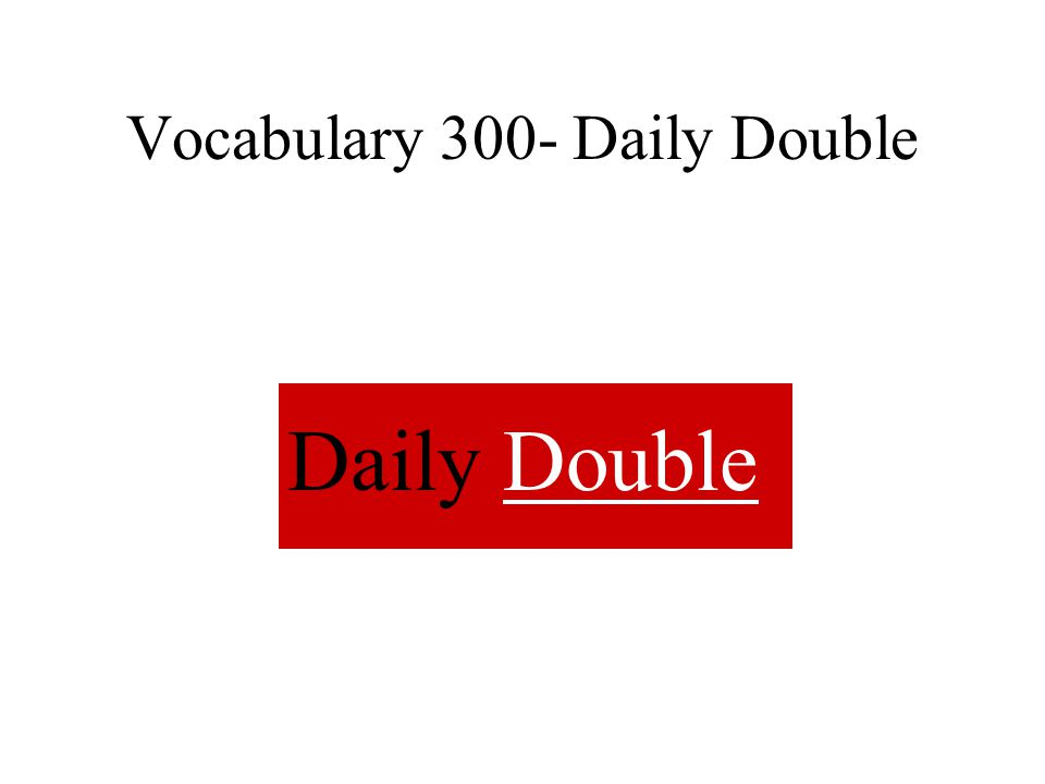 Answer Vocabulary 200 Cultural Diffusion